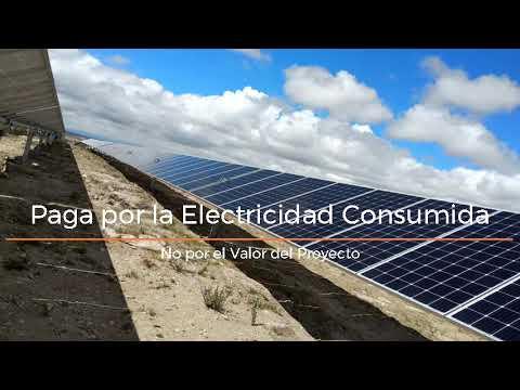 Granja Solar Fotovoltaica | Solarfy | Parque solar