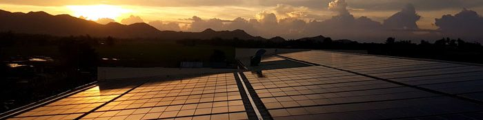 Paneles solares Industriales con power purchase agreement solarfy