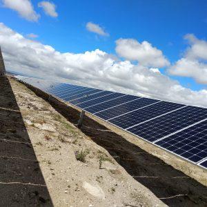 Granja Solar-Parque Solar