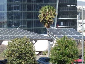 estacionamiento solar