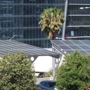 Estacionamiento Solar-Carport Solar