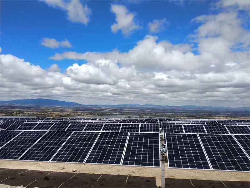 granja solar para empresas